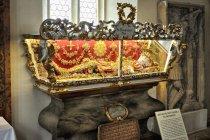 Relikwie św. Bonifacego w kościele św. Mikołaja