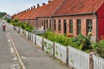 Robotnicze domy w Allinge