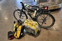 Rower, bagaż rejestrowany i bagaż podręczny