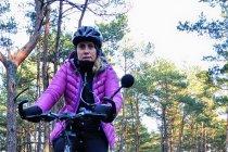Rowerami po Helu zimą