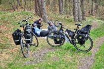 Rowerami przez Bory Tucholskie