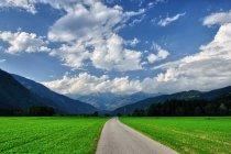 Rowerem po austriackich dolinach