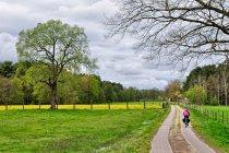 Rowerem po niemieckich trasach rowerowych