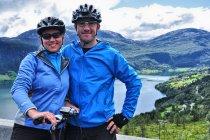 Rowerem po Norwegii