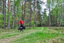 Rowerem przez wiosenne Bory Tucholskie