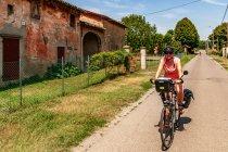 Rowerem przez włoskie wsie