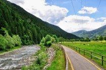 Rowerem w dolinie Rendena