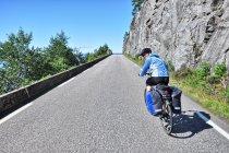 Rowerem wokół fiordów Norwegii