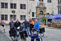 Rowerowa ekipa z Hann. Münden