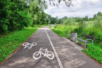 Rowerowa promenada Green Velo w Rzeszowie