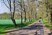 Rowerowa trasa w Prignitz