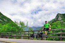 Rowerowa wyprawa w Dolomitach