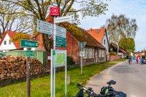 Rowerowe drogowskazy - belgijski system węzłowy