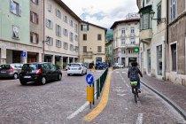 Rowerowe pasy w Rovereto