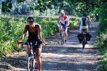 Ruchliwe trasy rowerowe