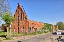 Ruina browaru w Himmelpfort