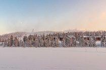 Ruka z jeziora Talvijärvi