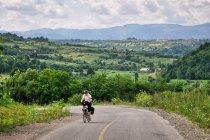 Rumunia na rowerze
