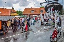 Rynek w Svaneke