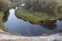 Rzeka Angrapa koło Kaliningradu