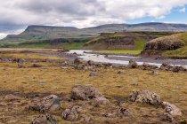 Rzeka Djúpá