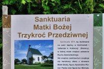 Sanktuaria Matki Boskiej Trzykroć Przedziwnej na świecie
