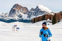 Sasso Piatto i Sasso Lungo w Południowym Tyrolu