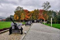 Schron-muzeum Wędrowiec w Węgierskiej Górce