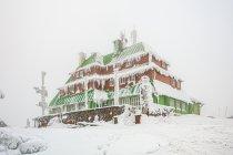 Schronisko górskie Masarykova Chata
