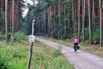 Ścieżka rowerowa imienia Zygmunta Goliata