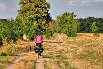 Ścieżka rowerowa na Morawach