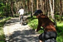 Ścieżka rowerowa po Mierzei Helskiej