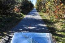 Ścieżka rowerowa po Półwyspie Helskim
