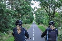 Ścieżka rowerowa w Balce