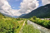 Ścieżka rowerowa w Val di Sole