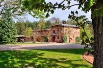 Siedziba nadleśnictwa Reiersdorf