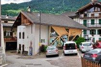 Siedziba organizacji turystycznej Valle del Vanoi