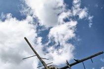 Skrzydło wiatraka w Malawiczach Górnych