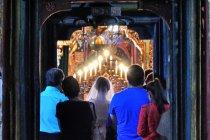 Ślub w cerkwi w Suczewicy