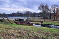 Śluza Kanału Augustowskiego w Mikaszówce