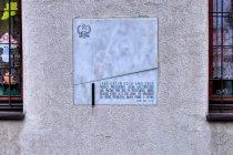 Smoleńska tablica w Milówce