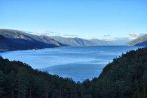 Sognefjord w okolicach Nordreviku