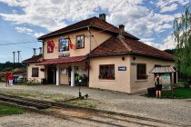 Stacyjka kolejowa Viseu de Sus