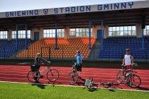 Stadion w Gniewinie