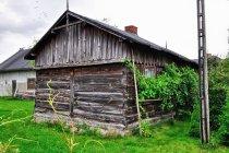 Stara chata w Karolinowie