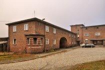 Stare Bielice - modernistyczny dworzec
