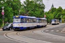 Stare tramwaje w Rydze