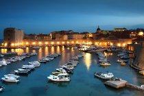Stary port w Dubrovniku. Fot. Eric Hossinger