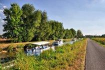 Statki wycieczkowe na Morawie