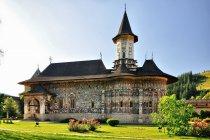 Sucevita - cerkiew w klasztorze z listy UNESCO